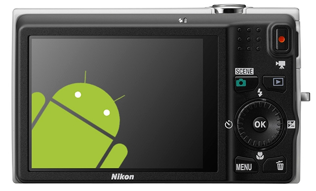 android no inicio seria um sistema para câmera