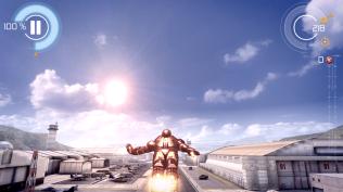 Homem de Ferro 3 em missão