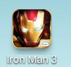 Homem de Ferro - ícone