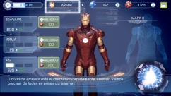 Homem de Ferro 3 - área de concerto