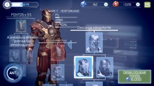 Homem de Ferro 3 - Uma armadura do jogo