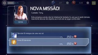 Homem de Ferro 3 - dicas das missões