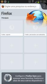 Página Home - Mozilla Firefox
