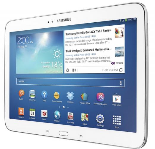 Galaxy tab 3.0