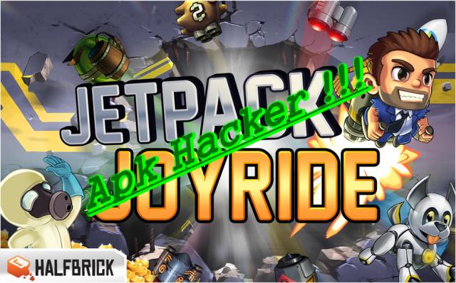 Jetpack Joyride Hack APK